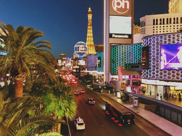 7 Days Las Vegas – Los Angeles & San Francisco